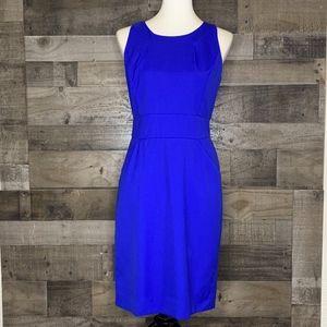 Emmaleigh dress in Super 120s Wool J. Crew